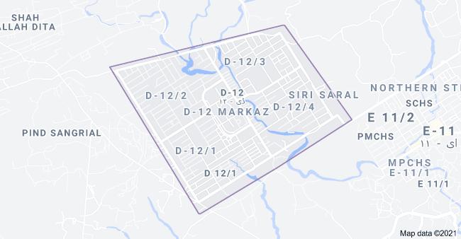 D-12 Sector