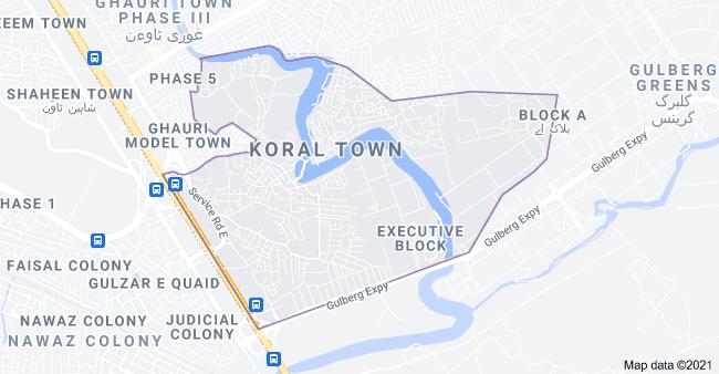 Koral Town